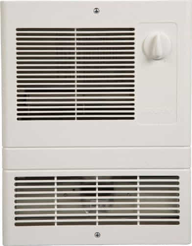 1000 Watts Wall Heater White