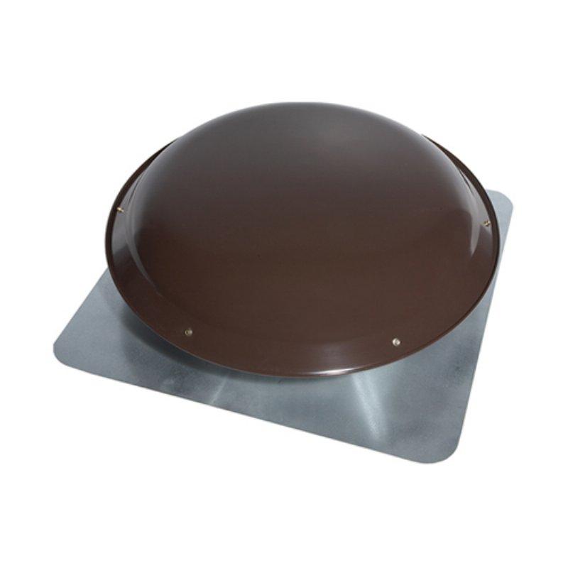 1000 Cubic Feet Per Minute Brown Powder COAT Steel DOME