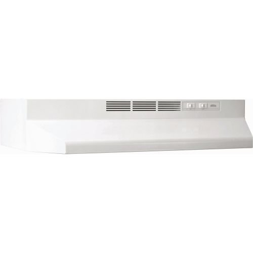 01412411 Broan-Nutone 24N Ductless White Economy