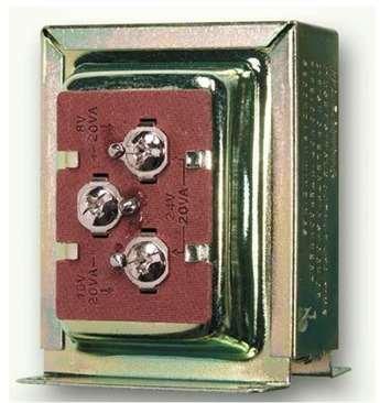 8-16-24V 20 Watts Door CHIME Transponder