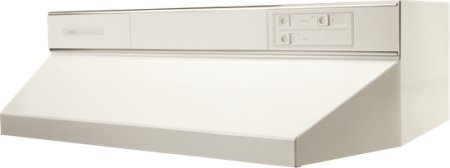 30 360/350 Cubic Feet Per Minute Undercounter Hood White on White