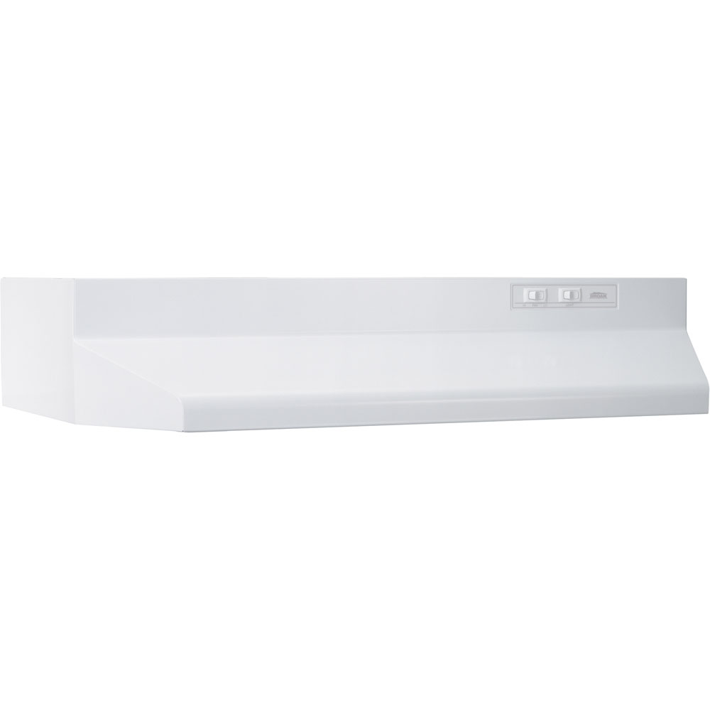 01402411 Broan-Nutone Dtd 24N White Economy