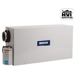 104 CFM HRV With HEPA FILTRATION & S/
