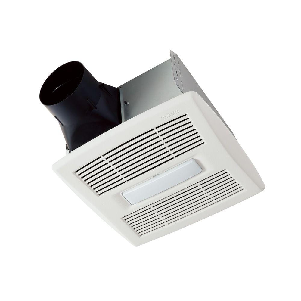 California Energy Commission Registered 110 Cubic Feet Per Minute Vent FAN With LED Light