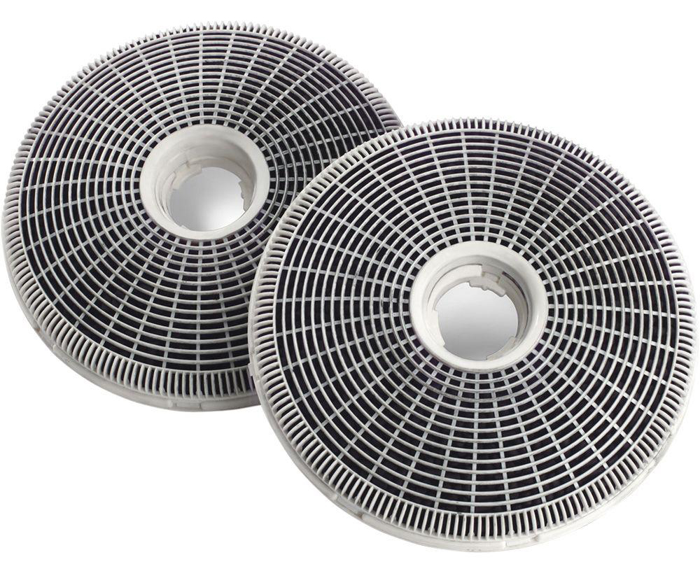 2-PACK, Charcoal Replacement Filters for RM50000 & RMP17004