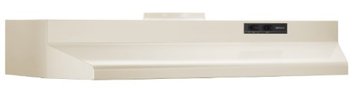 """36"""" Range Hood, 7"""" Round Ducted Only, 190 CFM"""