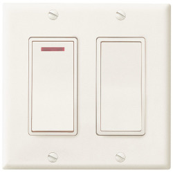2-Function Control, 120V, 20amps