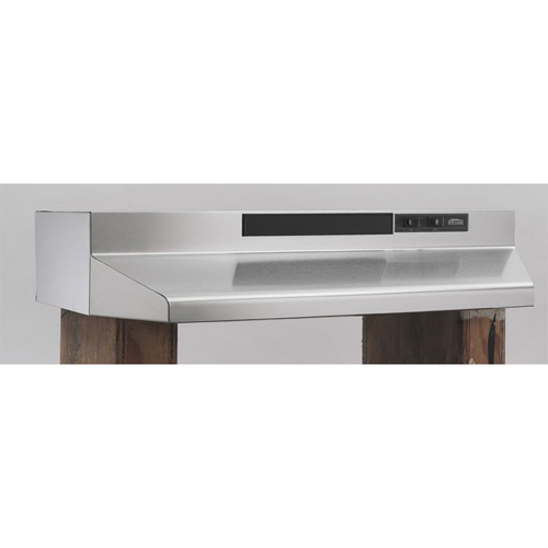 "30"" Range Hood With 2 Speeds And 190 CFM"
