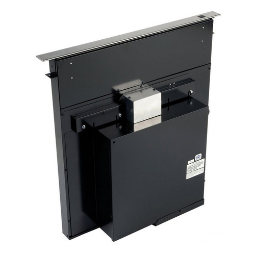 """30"""" Downdraft w/ Top Cover, 500 CFM for 30"""" wide cooktops."""