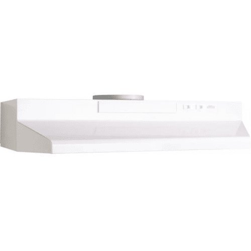 "36"" Convertible Range Hood, 2 Speed Rocker Light, 160 CFM"