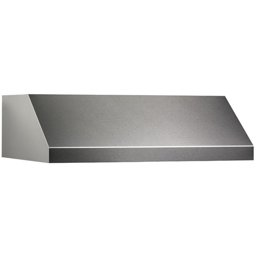 "440 CFM 36"" Pro-Style Range Hood with Variable Speed Control, Stainless Steel"