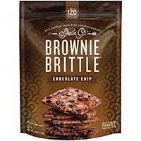 BROWNIE BRITTLE CHOCOLATE CHIP