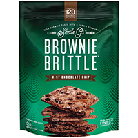 BROWNIE BRITTLE MINT CHOC CHIP