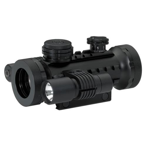 30mm TACTICAL (RGB) W/ LASER & FLASHLIGHT