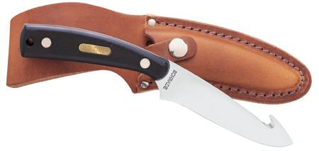 Old Timer 158OT Guthook Skinner Full Tang Fixed Blade Knife