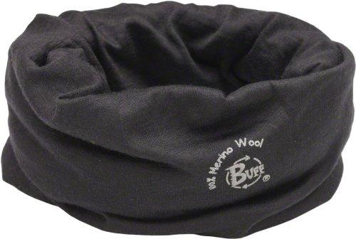 Buff Merino Wool, Black