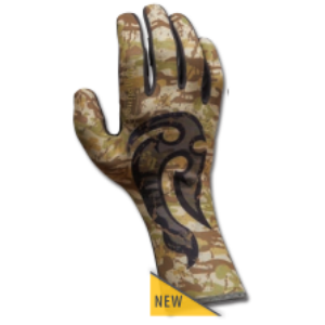 Buff Sport MXS 2 Gloves, Maori Hook S/M