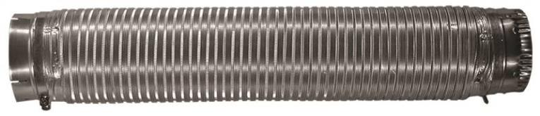 "Builder's Best 110129 4"" x 6ft V830 Semi-Rigid Pipe"