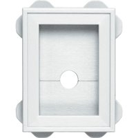 Builders Edge 130030003001 Wrap Around Mounting Block