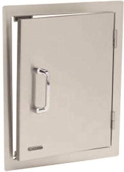 Bull Outdoor 89975 Double Walled Vertical Access Door, For Use With Propane Tank and Gas Lines, 22 in L x 17-7/8 in W