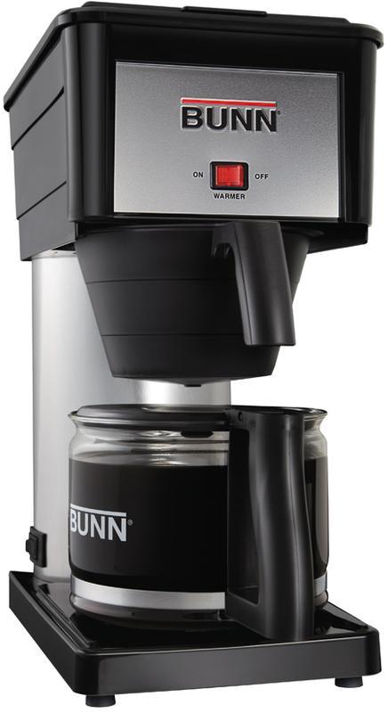 10 cup Velocity Brew® Coffeemaker, BX Black