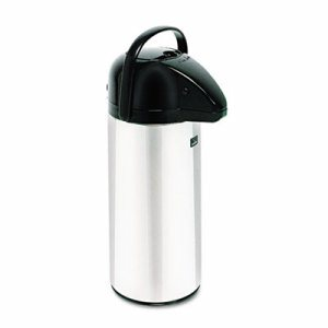 2.2 Liter Push Button Airpot, Stainless Steel