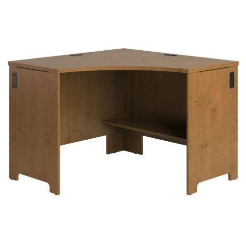Envoy Corner Desk Shell, 42 1/8w x 42 1/8d x 30 1/4h, Natural Cherry