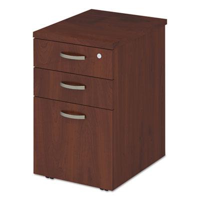 Office in an Hour Pedestal File, 15.98w x 20.08d x 25.37h, Hansen Cherry