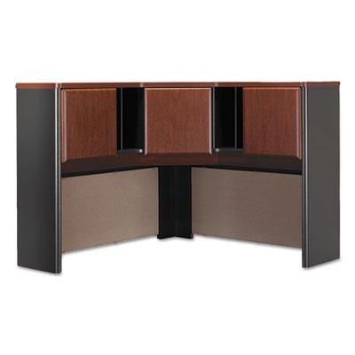 Series A Collection 48W Corner Hutch, Box 2 of 2, Hansen Cherry