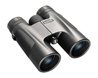 BUSHNELL 141042 PowerView 10 x 42mm Roof Prism Binoculars
