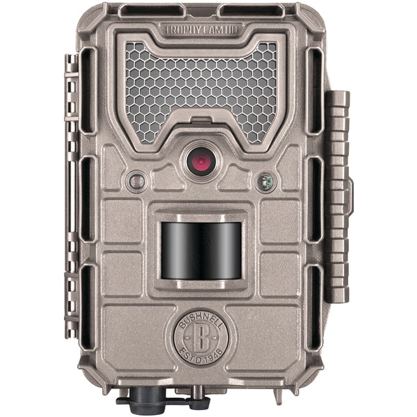 Bushnell 119837C 16.0 Megapixel Trophy Essential E3 HD Low-Glow Camera