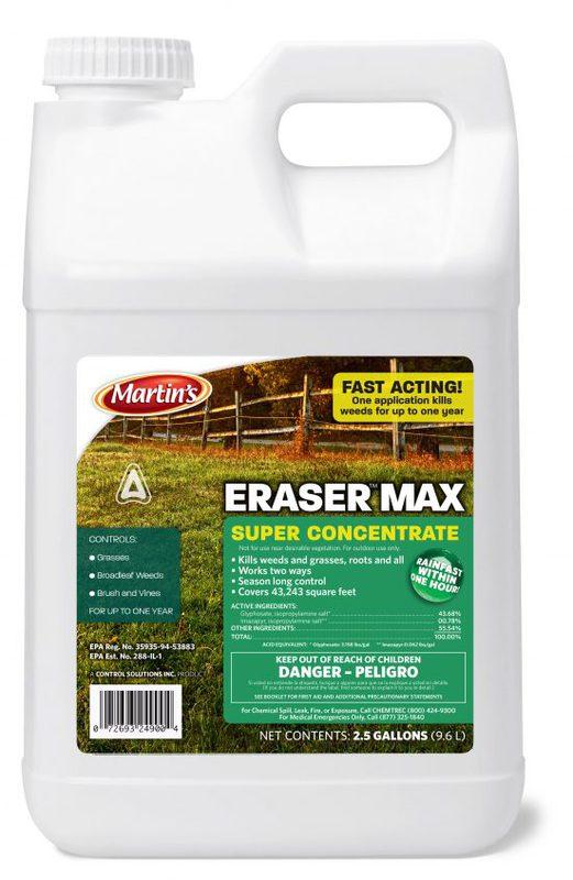 2490 2.5GA 43% ERASER MAX
