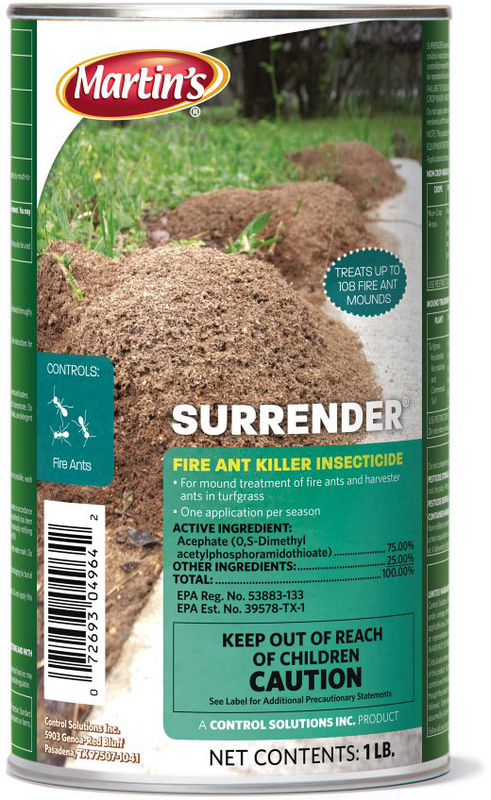 10002 1LB ACEPHATE FIRE ANT
