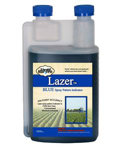 00125 8OZ LAZER BLUE MARK DYE