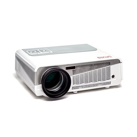 15' Recreation Series w/Optoma 1020p Projector