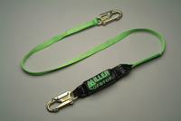 Miller+ 6' Single Leg Leg Lanyard With SofStop+ Shock Absorber