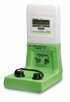 Fend-all+ Flash Flood+ Emergency Eye Wash Station With One Gallon Saline Cartridge