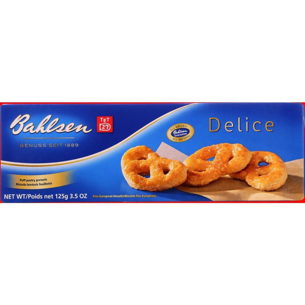 Bahlsen - Pastry Twist Delice ( 12 - 3.5 OZ)