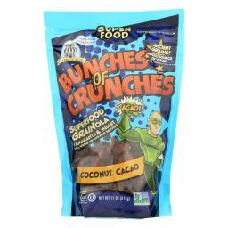 Bunches Of Crunches Granola - Coconut Cacao ( 6 - 11 OZ )