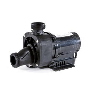 "Bath Pump, Balboa Gemini Plus II, 1.5HP, 115V, 12.5A, 1-1/2""MBT w/NEMA Cord"