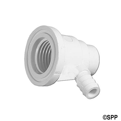 "Jet Body,GGIND,Micro/Macro,3/8""B Air,1"" Hole Size            (Req's Ftg For Water Inlet)"
