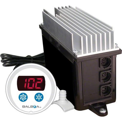Bath Control, Electronic, Balboa Titan, 115V, Variable Speed w/NEMA Plug