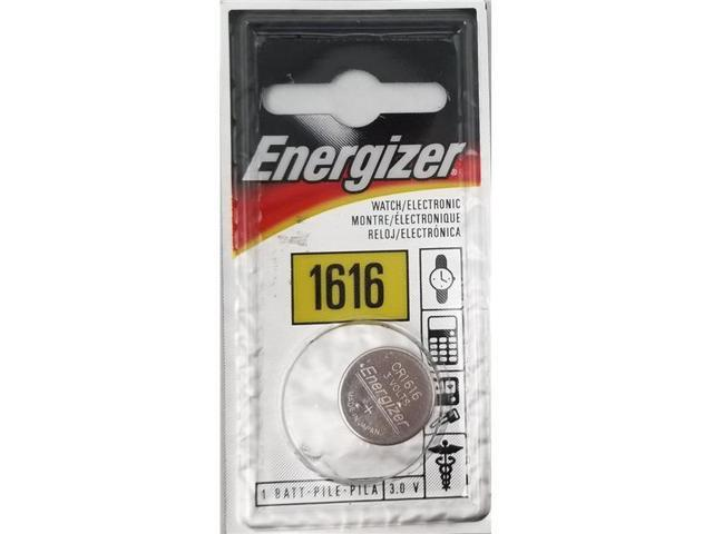 ENERGIZER 1616 LITHIUM BATTERY