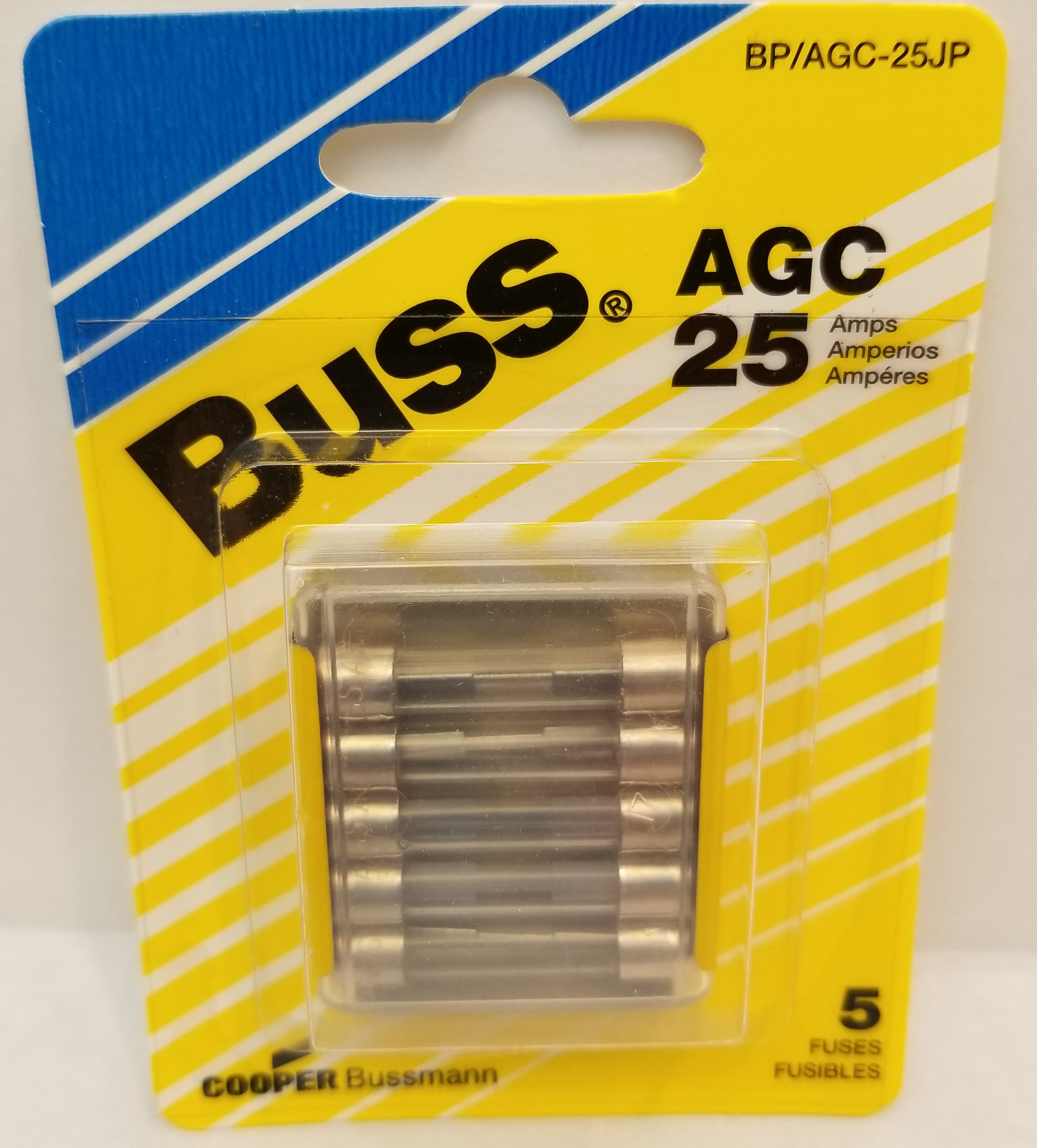 GERMAN CAR GLASS FUSE ASST.