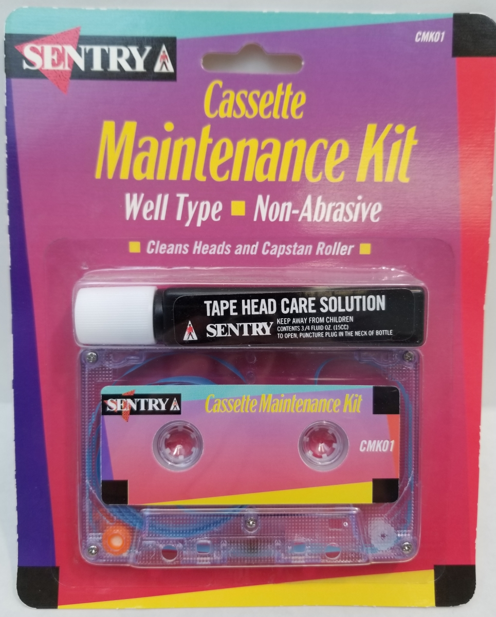 SENTRY CASSETTE MAINTENANCE KIT