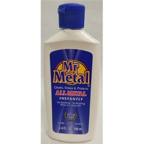 KIT MR METAL 100ML POLISH