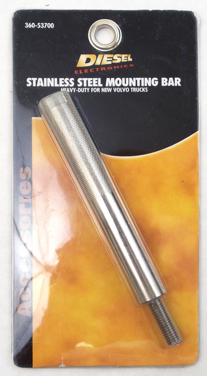 MOUNT BAR STAINLESS STEEL PIN BIRD PERCH (SSR50)