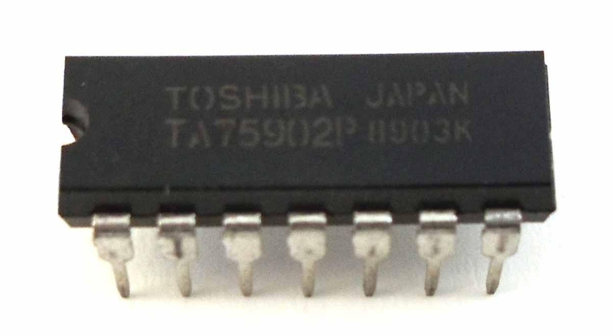 LINEAR I.C. - TOSHIBA
