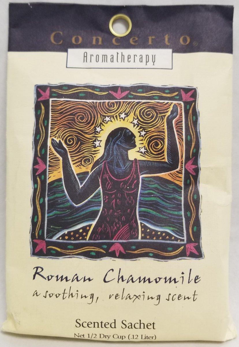 ROMAN CHAMOMILE AROMA SACHET