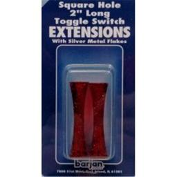 EXTENSION BLUE LONG SQUARE HOLE 2/CD